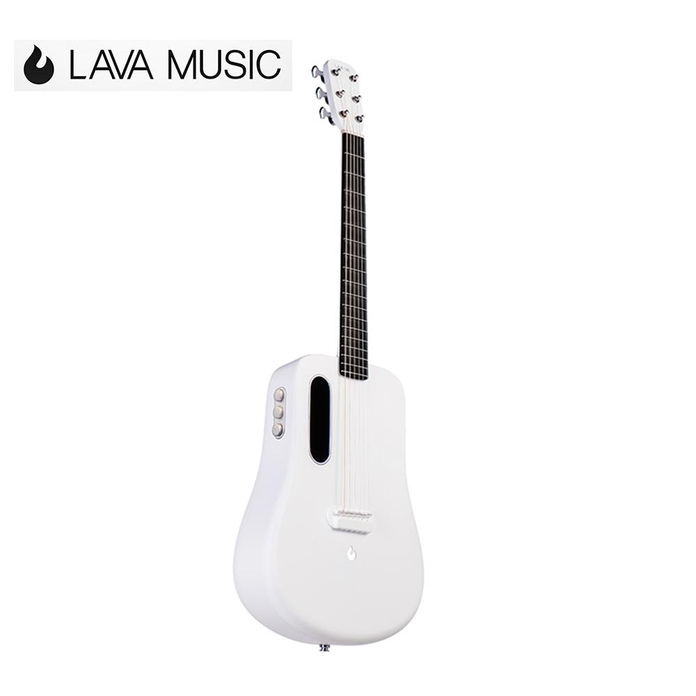 LAVA ME 2 L2 Freeboost 電民謠吉他 時尚白色款