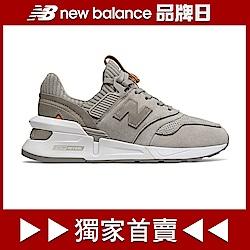 New Balance 復古鞋 WS997ALB-B 女性 灰色