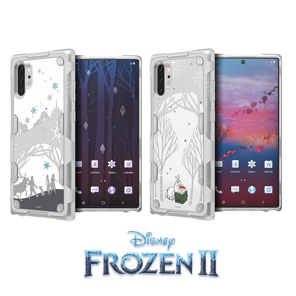 SAMSUNG GALAXY Note10+原廠智慧背蓋 冰雪奇緣2 (台灣公司貨)