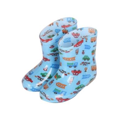 Baby童衣 兒童雨鞋防水雨靴 88153(共四色)