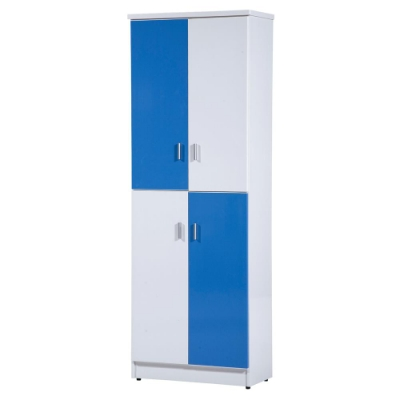 顛覆設計 防水塑鋼2x6尺高鞋櫃(八色可選)-65x33x180cm