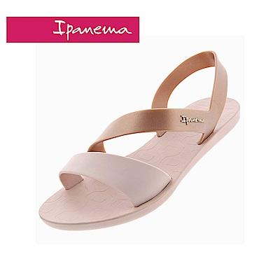IPANEMA VIBE SANDAL系列 環繞細帶涼鞋-淡粉色