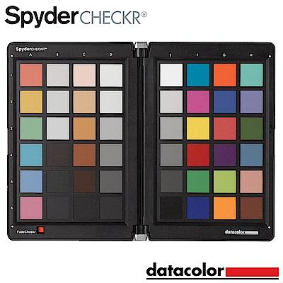 Datacolor Spyder Checkr 數位影像校正色卡