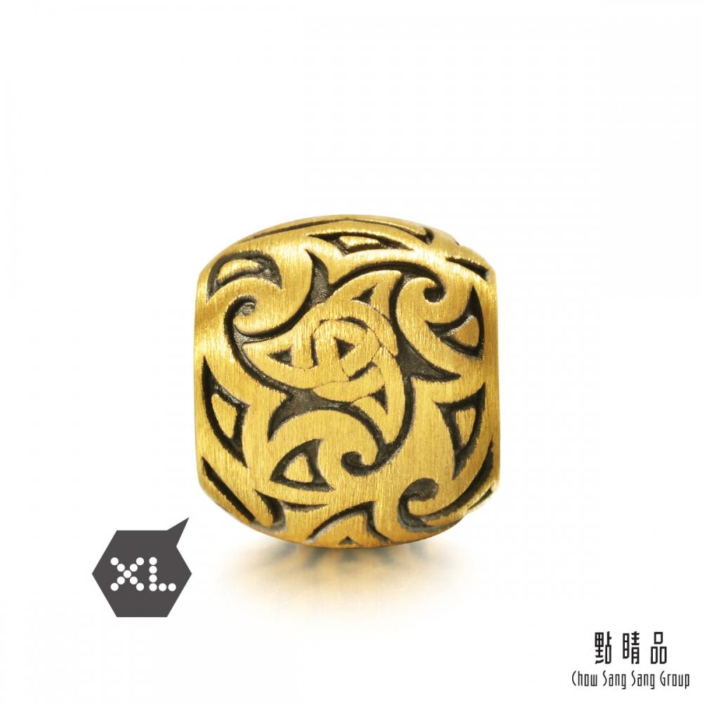 點睛品 Charme XL-Tattoo系列 意志 黃金串珠