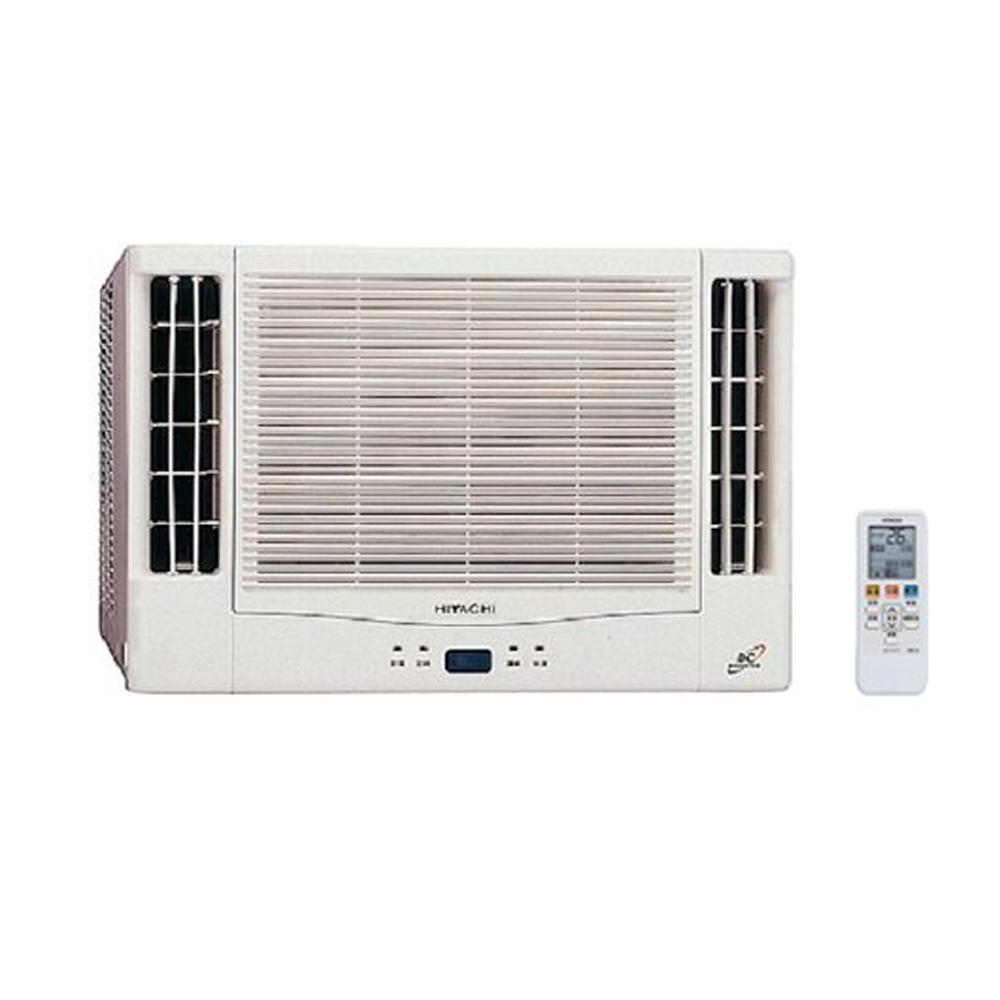 日立3-4坪變頻冷暖雙吹窗型冷氣 RA-25NV