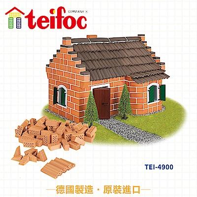 【德國teifoc】DIY益智磚塊建築玩具 - TEI4900
