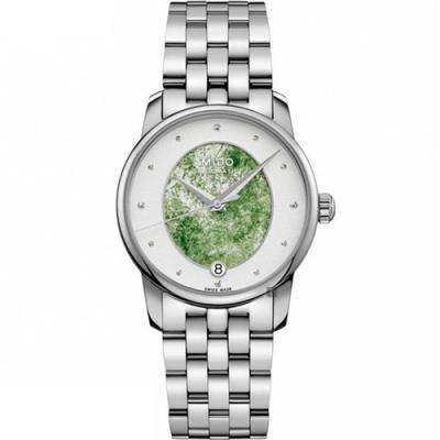 MIDO 美度 永恆系列 Wild Stone 彩石機械女錶 M0352071148100