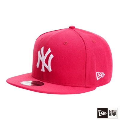 NEW ERA 9FIFTY 950 FASHION COLOURS 洋基 粉紅 棒球帽