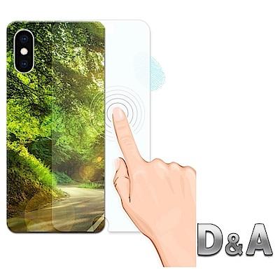 D&A Apple iPhone X/Xs (5.8吋)日本膜玻璃奈米5H機身保護貼
