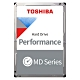 TOSHIBA 桌上型 3.5吋 4TB 7200 RPM/128MB 桌上型硬碟(MD04ACA400) product thumbnail 1