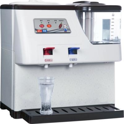 東龍蒸汽式溫熱開飲機 TE-1101S