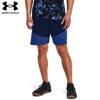 【UNDER ARMOUR】男 Knit Woven短褲