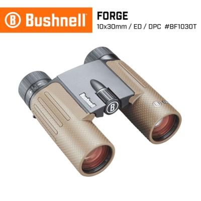 【美國 Bushnell 倍視能】Forge 精鍛系列 10x30mm ED螢石輕便型雙筒望遠鏡 BF1030T (公司貨)