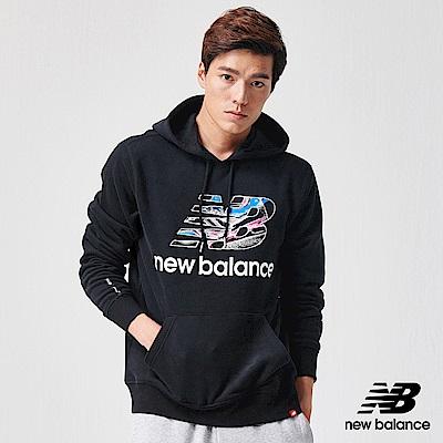 New Balance 長袖上衣_AMT91529BK_男性_黑色