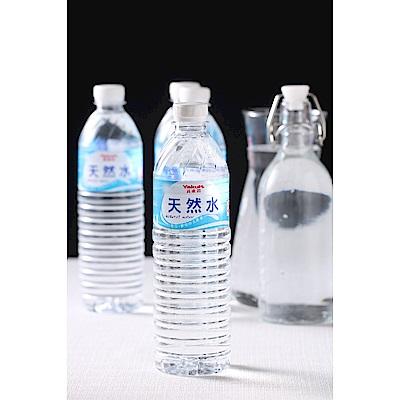 Yakult 養樂多天然水-包裝飲用水(600mlx48入)