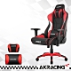 AKRACING_超跑電競椅大師旗艦款-GT666 PRO X SERIES W73*D65*H126~134 cm product thumbnail 1