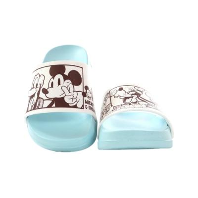 魔法Baby 男女童鞋 台灣製迪士尼米奇正版舒適美型拖鞋 sd3170