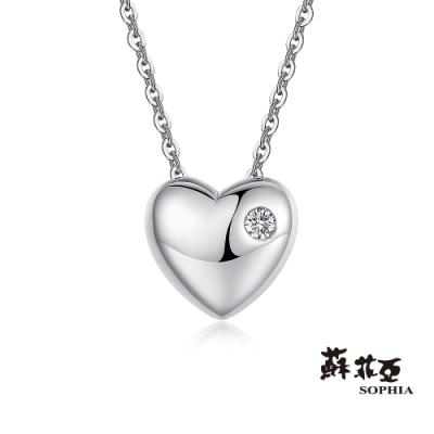 蘇菲亞 SOPHIA -唯一心動鑽石項鍊
