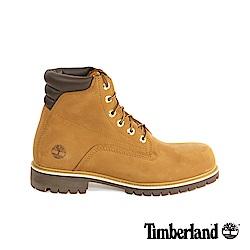 Timberland 男款小麥色防滑透氣高筒靴   37578231