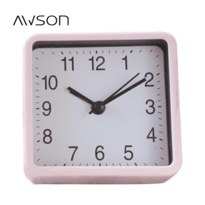 AWSON現代粉彩小鬧鐘(粉)AWK6003PI