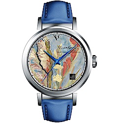 梵谷Van Gogh Swiss Watch梵谷經典名畫男錶(I-SLMV-13)