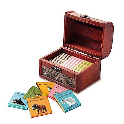 Diva Life 戽斗星球御璽珠寶盒比利時進口純巧克力(45片/盒)