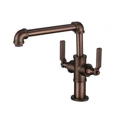 Formula 油棕色無鉛立式水槽龍頭 Y-8754