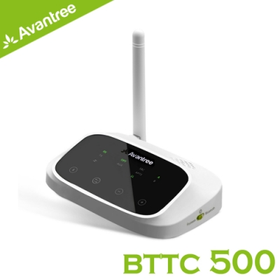 Avantree低延遲無線藍牙接收/發射器-支援數位光纖/類比音源(BTTC500)