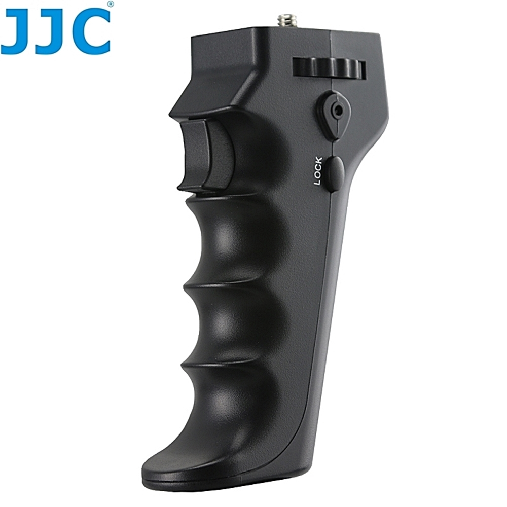 JJC錄影機快門槍把HR-DV槍把SONY錄影機把手
