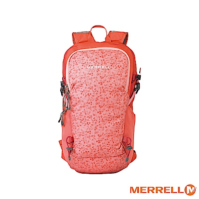 MERRELL 18L 多功能後背包-紅(5318BO101)