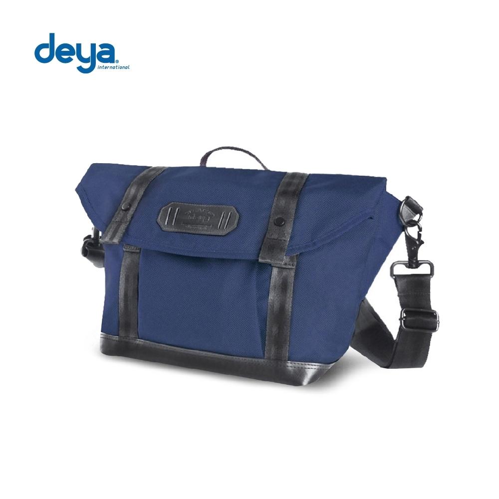 deya 零侷限兩用包(斜背/後背)-藍