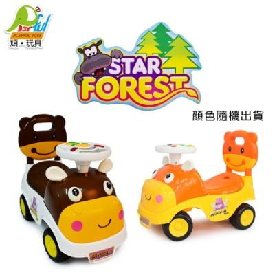 Playful Toys 頑玩具 乳牛卡通童車