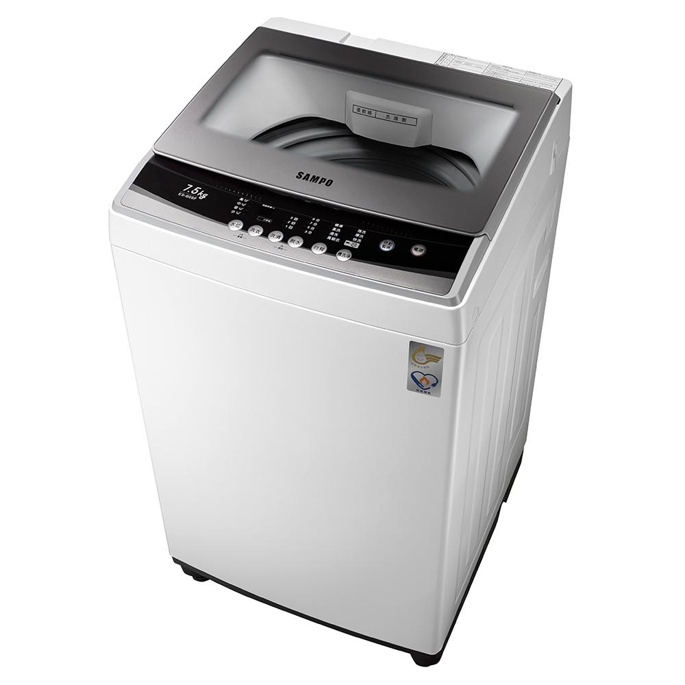 SAMPO聲寶 10KG 定頻直立式洗衣機 ES-B10F