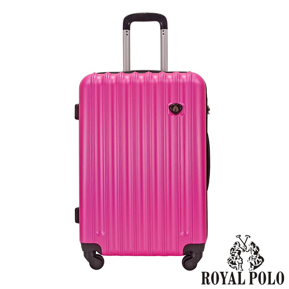 ROYAL POLO皇家保羅 24吋 美好時光ABS硬殼箱/行李箱 (3色任選) product image 1