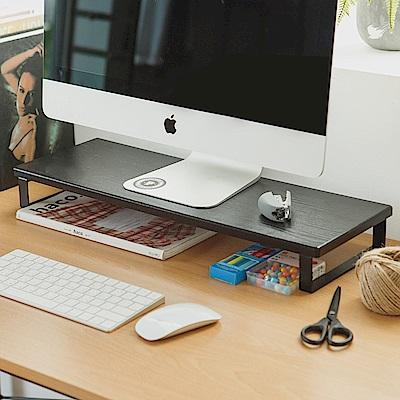 完美主義 木紋質感螢幕架/電腦螢幕架/桌上架(3色)