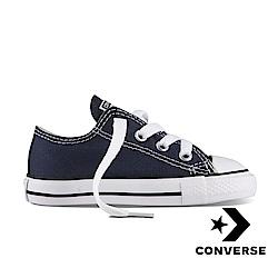 CONVERSE-All Star-童鞋-海軍藍