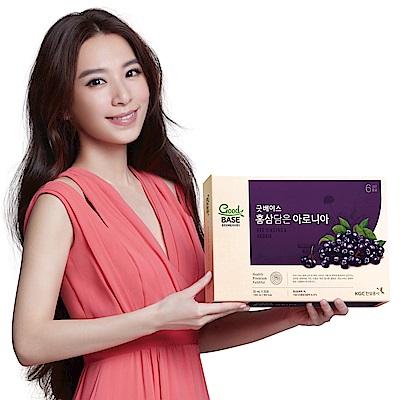 (可使用折價券)【正官庄】高麗蔘野櫻莓飲(50mlx30入)/盒