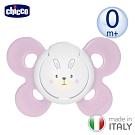 chicco-舒適哺乳-機能型矽膠安撫奶嘴1入-小(多款)