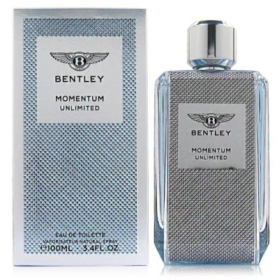 BENTLEY 賓利 Momentum Unlimited 超越極限男性淡香水100ml