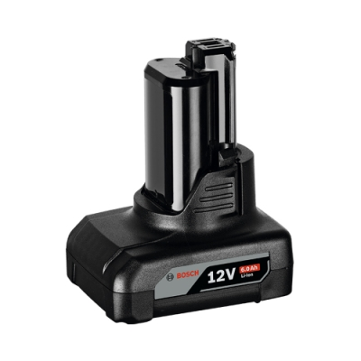 BOSCH 鋰電池12V ,6.0AH(單入裝)