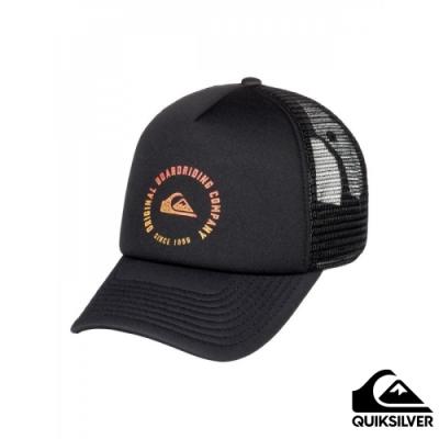 【QUIKSILVER】 BEAST MODEL 棒球帽 黑