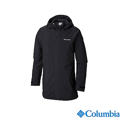 Columbia 哥倫比亞 男款-OT防水外套-黑色 UWE12820BK