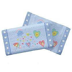迪士尼 雲朵維尼熊 乳膠嬰兒枕  (2款可任選)