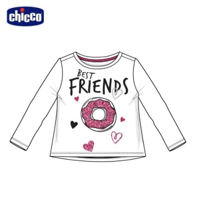 chicco- TO BE Baby-甜甜圈長袖上衣