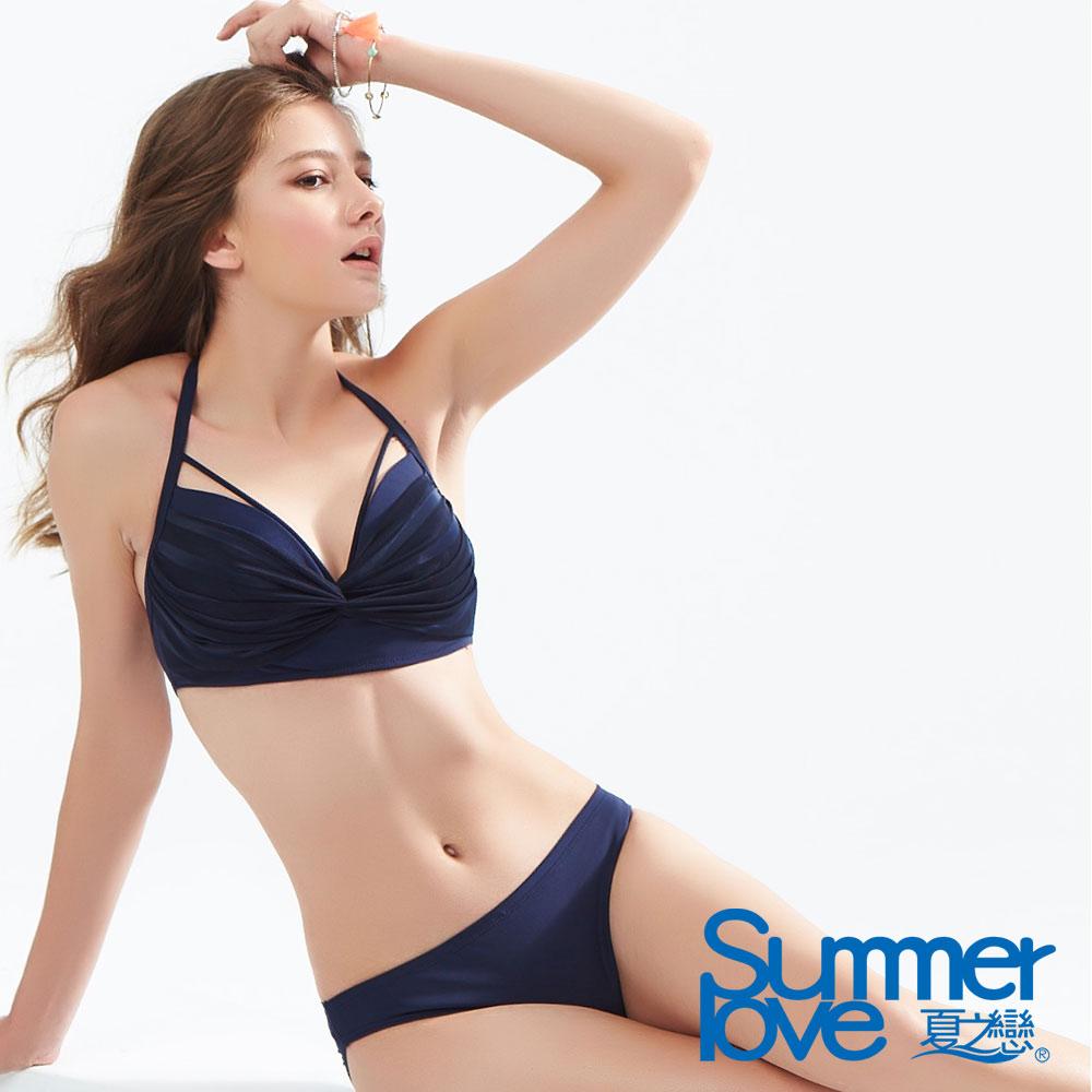 夏之戀SUMMERLOVE 大女比基尼三件式泳裝