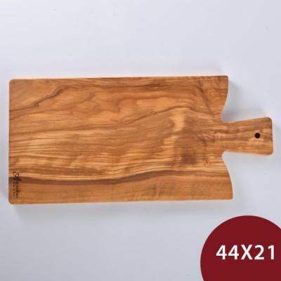 Arte in olivo 橄欖木 托斯卡尼盛菜盤 砧板44x21cm