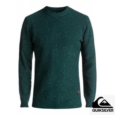 【QUIKSILVER】PANUKU 針織衫 綠色