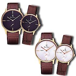 OlymPianus奧柏表 簡約風尚超薄對錶