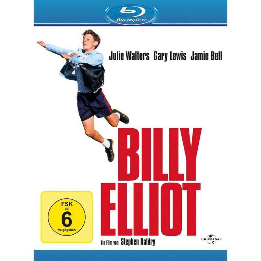 舞動人生 Billy Elliot  藍光 BD