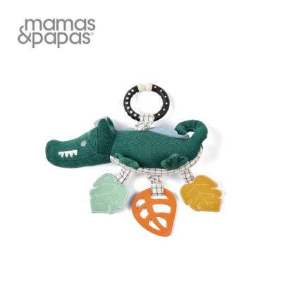 Mamas & Papas 我是大鱷魚(搖鈴吊飾玩偶)